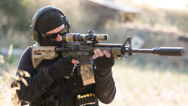 Private Military Contractor Training