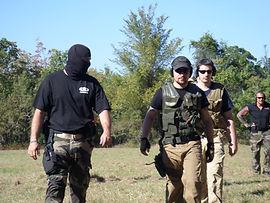 Bodyguard training USA