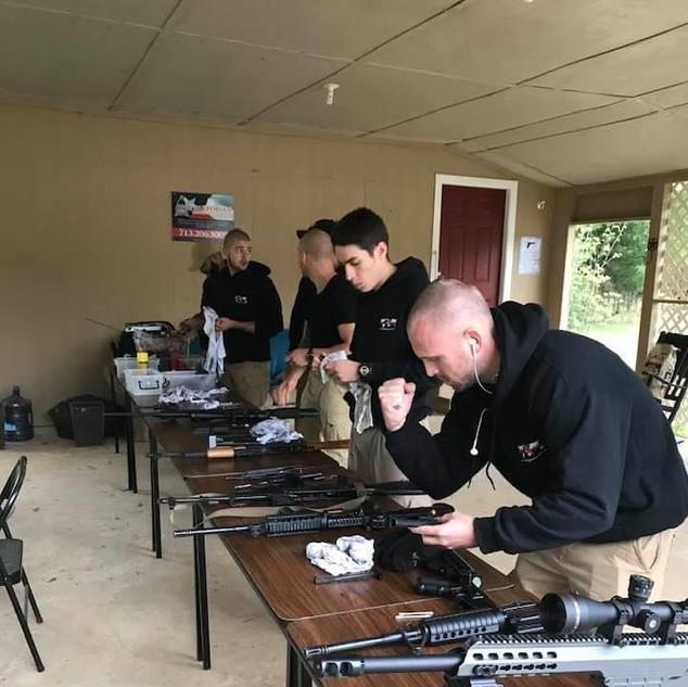 Guns and Ammo TEXAS