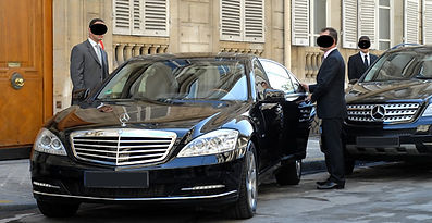 Formation Chauffeur VTC | PRAETORIAN BODYGUARD