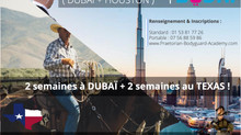 PSD | SIA BODYGUARD à Dubai (UAE) et au Texas (USA) !