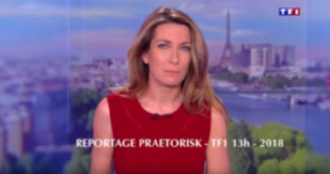 PRAETORISK FORMATION TV TF1 13H.png