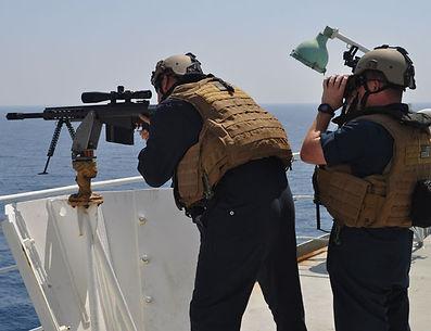 Formation certification maritime STCW - protection contre la piraterie APPN