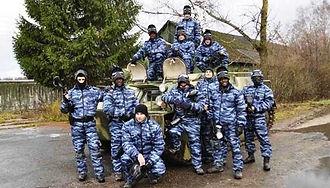 Formation CONTRACTOR en RUSSIE