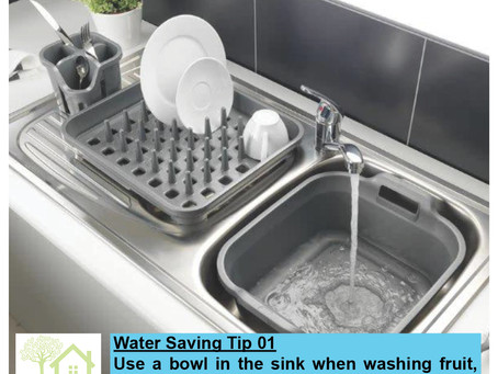 Water Saving Tips and Hose Pipe Ban