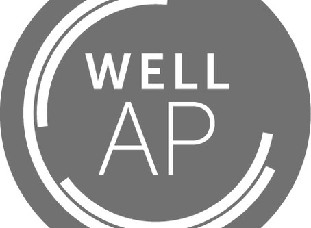 Congrats to our new WELL AP!