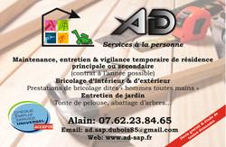 Cdv AD Services à la personne