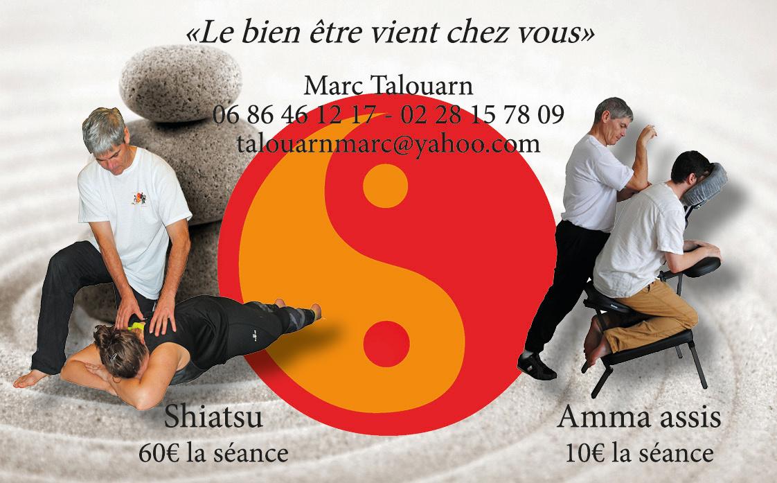 Pub Marc Talouarn shiatsu