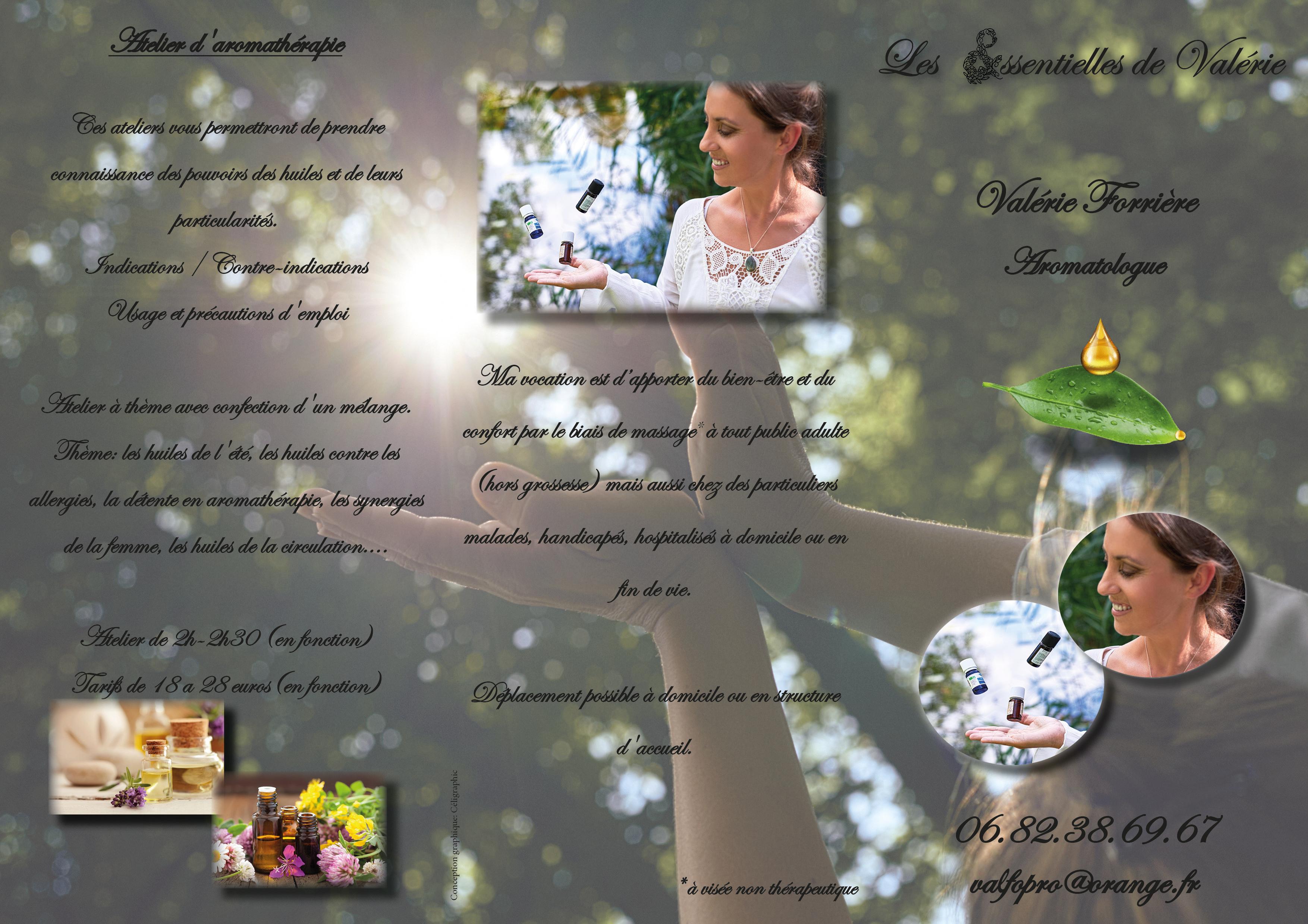 Brochure Aroma Valérie Forrière R