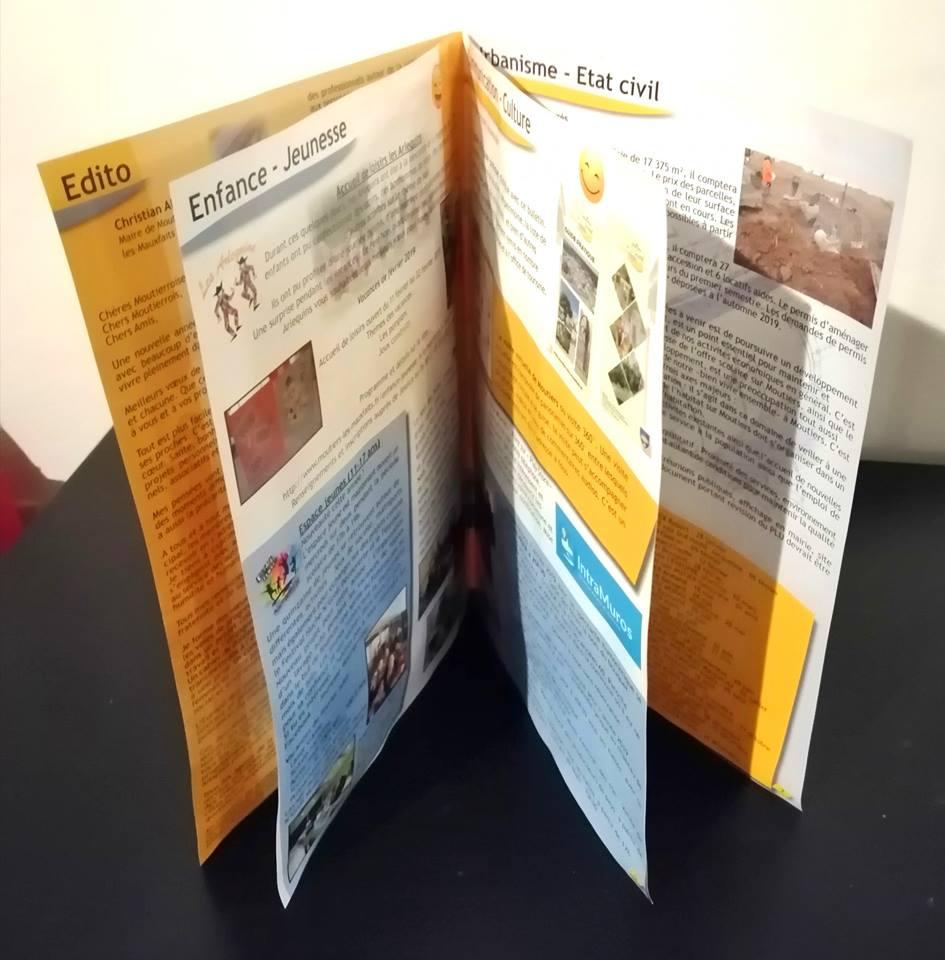 Bulletin d'infos