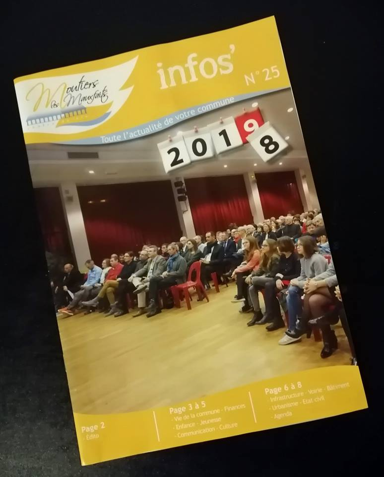 Bulletin d'infos Janvier 2019