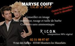 Pub Maryse Coiff