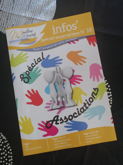 Bulletin info spécial association