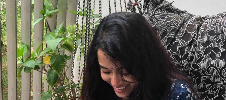 Doodle Kanmani aka Anjana Ram