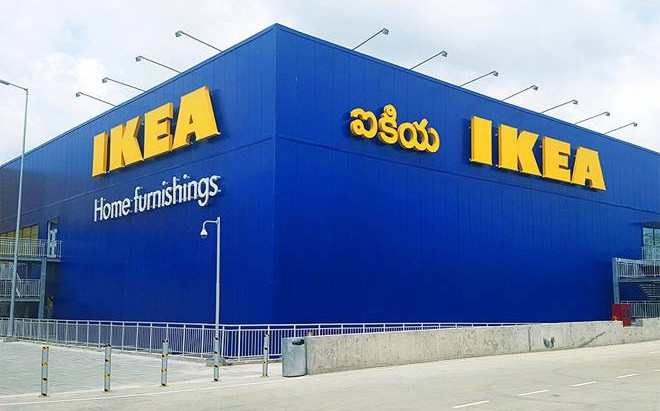 First IKEA outlet in India opens in Hyderabad