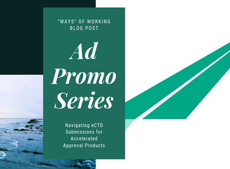 FDA Ad-Promo Series: Navigating eCTD Submissions for Accelerated Approval Products