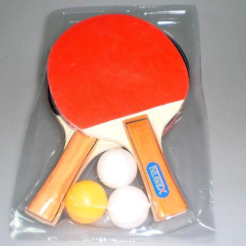 11-598-0 Набор для пинг-понга STAR Team (2 ракетки + 3 шар
