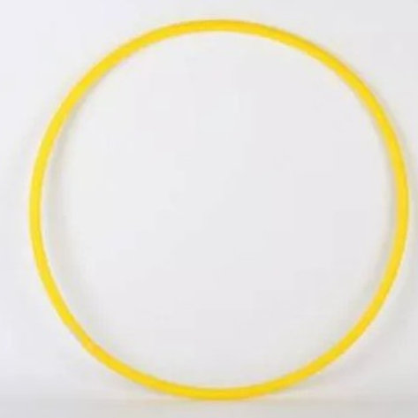 37-170 Обруч d 60см облегченный желтый (УФА)