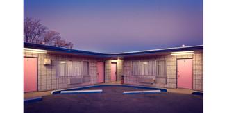 Motel evening