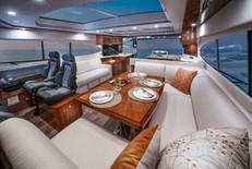 Riviera 6000 Sprt Yacht Platinum Edition