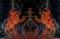 Mephisto suspended.jpg