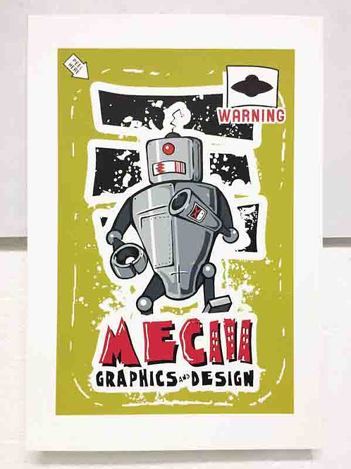 MECIII Graphics and Design Poster