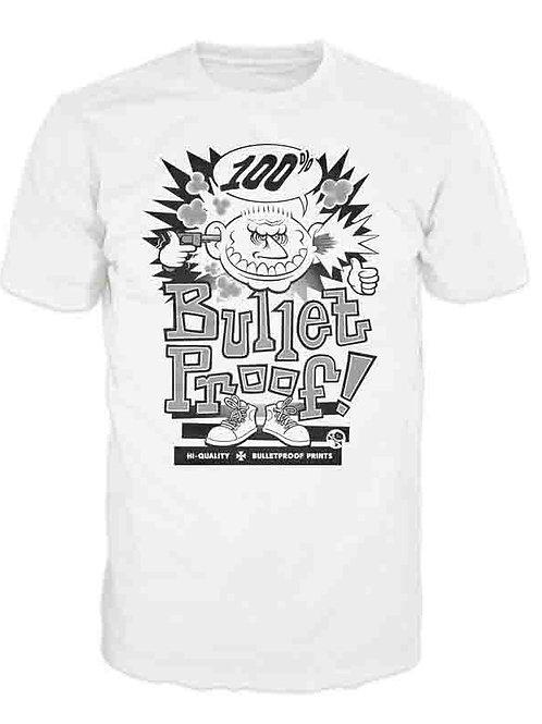 100% Bulletproof T-Shirts