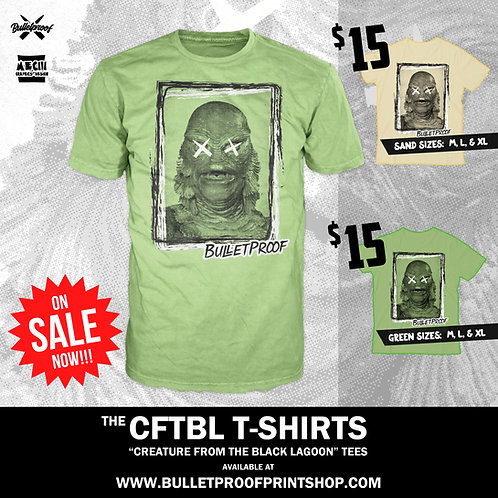 Creature From The Black Lagoon T-Shirts