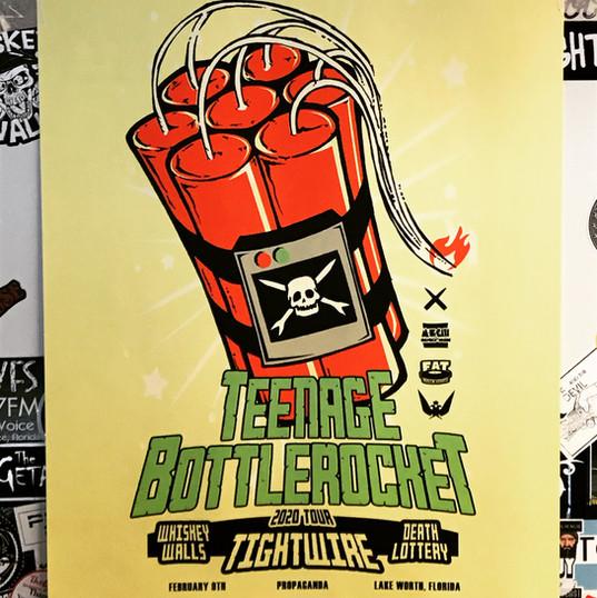 Teenage Bottlerocket Poster.JPG
