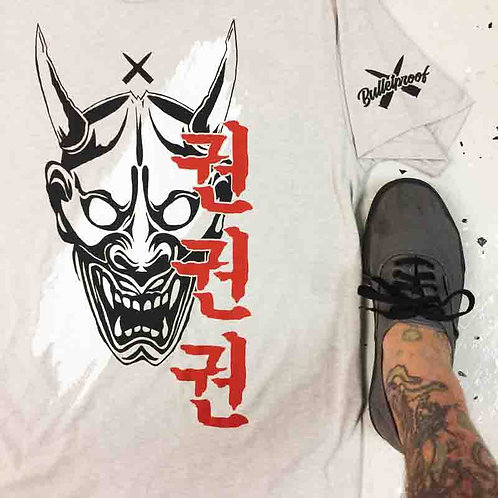 "Bulletproof ""Devil Fight"" T-Shirt"