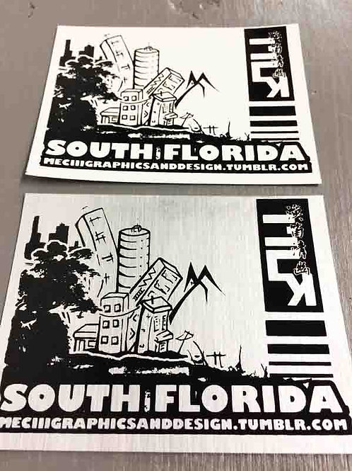 South Florida Stickers
