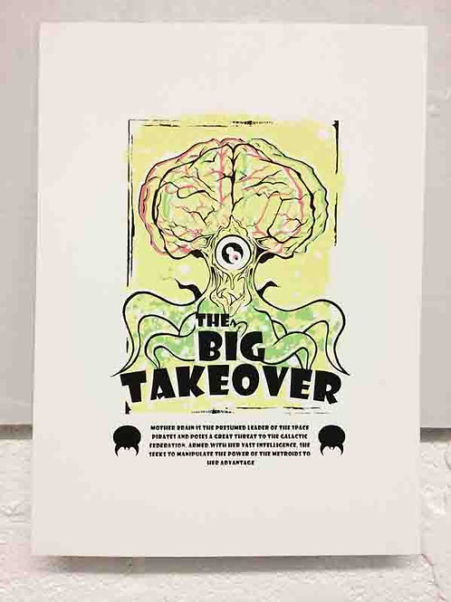 "Mother Brain ""The Big Takeover"""