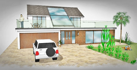 Major re-design project on Goring seafront