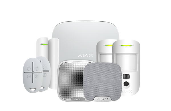 ajax alarm system