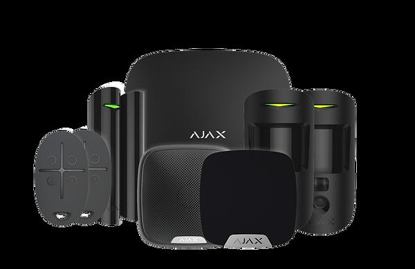 ajax home security starter kit