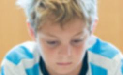 Montessori upper elementary student
