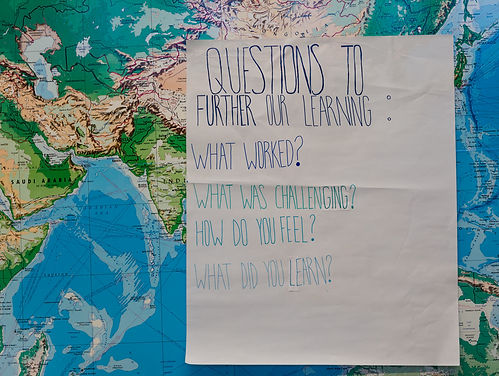 Montessori questions for further learning