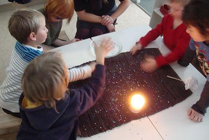 Montessori active learning