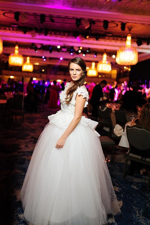 Russian Debutante Gown