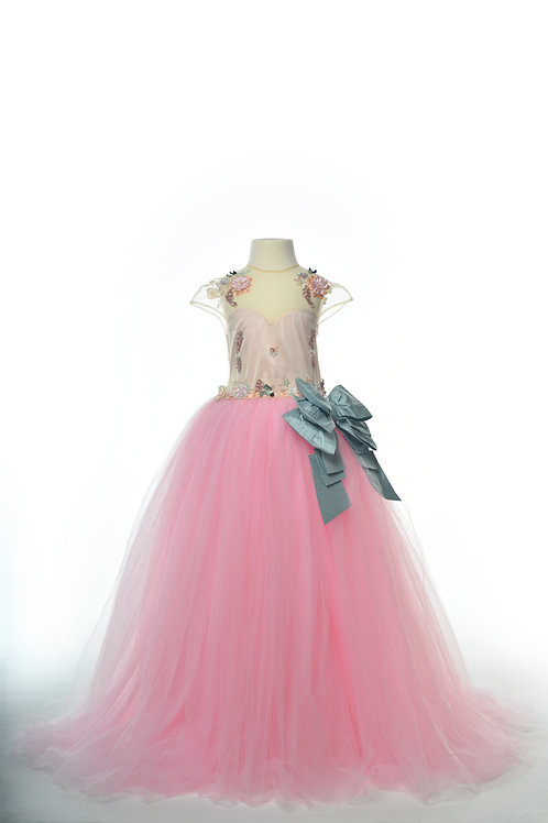 The Queen Sofia Gown