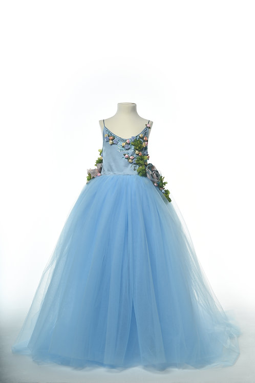 The Queen Beatrice Gown