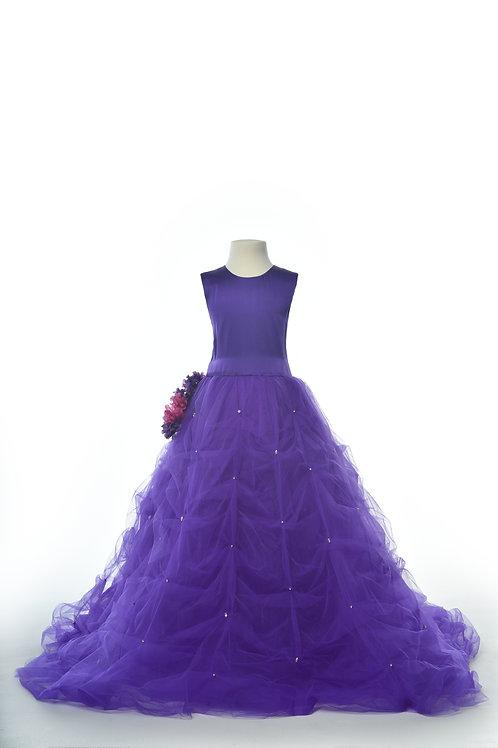 The Queen Tunku Najihah Gown