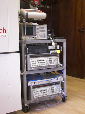 IP3 Automated Test station