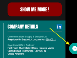 New! Web Chat for Site Visitors