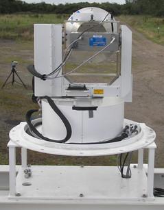 Antenna Pedestal Modification