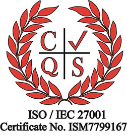 ISO/IEC 27001:2013 Certification