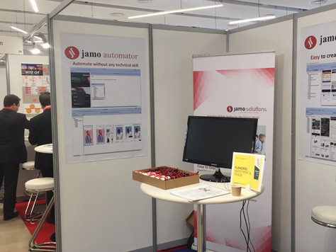 Post-event report. Jamo Solutions at French Testing Days 2017.