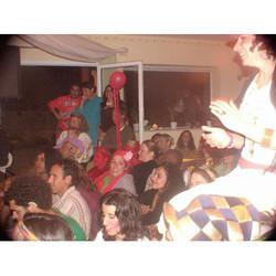 מסיבת פורים בתל אביב