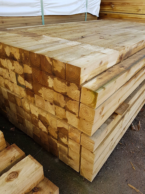 75x75x2400 Timber Posts
