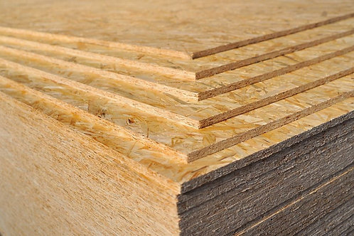 11mm 8 x 4 OSB3 Board